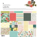 BasicGrey - Tea Garden Collection - 12 x 12 Collection Pack