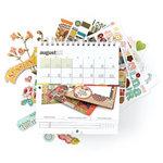 BasicGrey - Calendar Kit - 2012