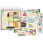 BasicGrey - Calendar Kit - 2015