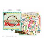 BasicGrey - 2016 Calendar Kit