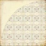 BasicGrey - Cappella Collection - 12 x 12 Double Sided Paper - Prima Donna, CLEARANCE