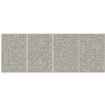 BasicGrey - Monograms Chipboard  - Mellow - Margie