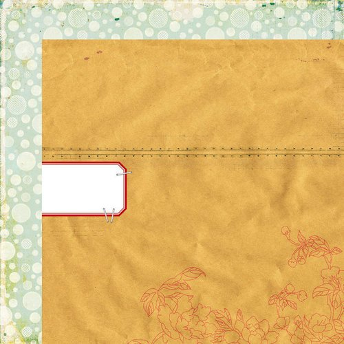 BasicGrey - Clippings Collection - 12 x 12 Double Sided Paper - Chronicle