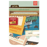 BasicGrey - Capture Collection - Journaling Cards - Snippets - Travel