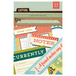 BasicGrey - Capture Collection - Journaling Cards - Snippets - Journal