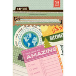 BasicGrey - Capture Collection - Journaling Cards - Snippets - Calendar
