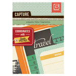 BasicGrey - Capture Collection - Journaling Cards - Mini Snippets - Travel