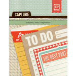 BasicGrey - Capture Collection - Journaling Cards - Mini Snippets - Journal