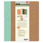BasicGrey - Capture Collection - 7 x 9 Journaling Binder - Imagination