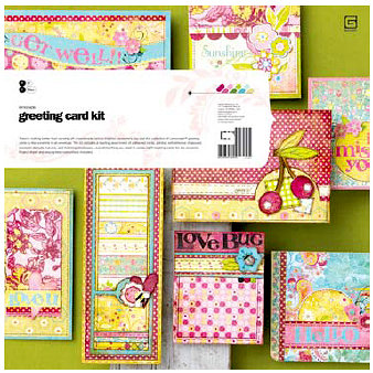 BasicGrey - Lemonade Collection - Card Kit