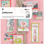 BasicGrey - Olivia Collection - Greeting Card Kit