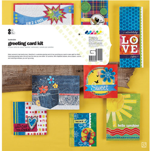 BasicGrey - Lauderdale Collection - Card Kit