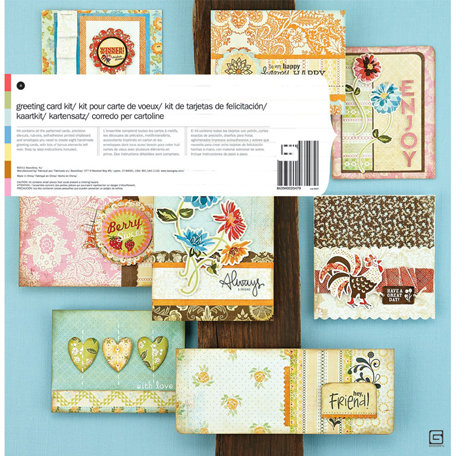 BasicGrey - Picadilly Collection - Card Kit