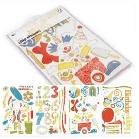 BasicGrey - Cupcake Collection - Chipboard Sticker Shapes