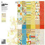 BasicGrey - Cupcake Collection - 12 x 12 Collection Pack