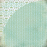 BasicGrey - Eskimo Kisses Collection - Christmas - 12 x 12 Double Sided Paper - Alpine