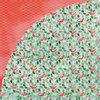 BasicGrey - Evergreen Collection - Christmas - 12 x 12 Double Sided Paper - Jingle Bells