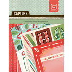 BasicGrey - Evergreen Collection - Christmas - Journaling Cards - Mini Snippets