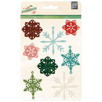 BasicGrey - Evergreen Collection - Christmas - Metal Shapes