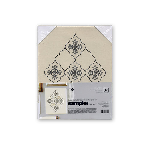 BasicGrey - Notions Collection - Samplers - Display Board - Saffron Small