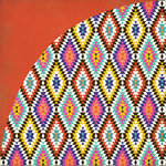 BasicGrey - Grand Bazaar Collection - 12 x 12 Double Sided Paper - Byzantine