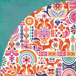 BasicGrey - Grand Bazaar Collection - 12 x 12 Double Sided Paper - Constantinople
