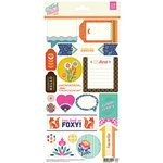 BasicGrey - Grand Bazaar Collection - Title Stickers