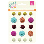 BasicGrey - Grand Bazaar Collection - Resin Flowers