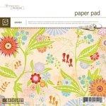 BasicGrey - 6x6 Paper Pads - Gypsy / Romani