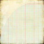 BasicGrey - Hello Luscious Collection - 12 x 12 Double Sided Paper - Inviting
