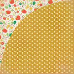 BasicGrey - Herbs and Honey Collection - 12 x 12 Double Sided Paper - Onion