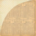 BasicGrey - Herbs and Honey Collection - 12 x 12 Double Sided Paper - Pear