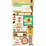 BasicGrey - Herbs and Honey Collection - Title Stickers