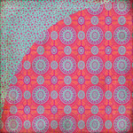 BasicGrey - Indie Bloom Collection - 12 x 12 Double Sided Paper - Abandon