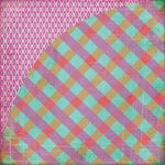 BasicGrey - Indie Bloom Collection - 12 x 12 Double Sided Paper - Rosario