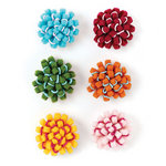 BasicGrey - Indie Bloom Collection - Felt Flowers