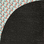 BasicGrey - Juniper Berry Collection - Christmas - 12 x 12 Double Sided Paper - Lump of Coal