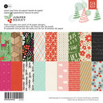 BasicGrey - Juniper Berry Collection - Christmas - 6 x 6 Paper Pad