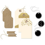 BasicGrey - Juniper Berry Collection - Christmas - Mixed Tags