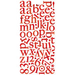 BasicGrey - Jovial Collection - Mini Monogram Stickers