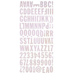 BasicGrey - Kioshi Collection - Mini Monogram Stickers, CLEARANCE