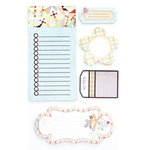 BasicGrey - Kioshi Collection - Writer's Block - Journaling Sets, CLEARANCE