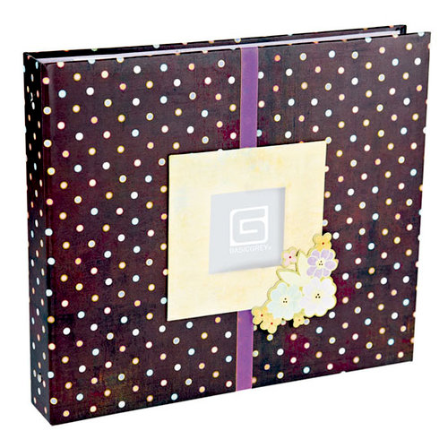 BasicGrey - Kioshi Collection - 12 x 12 Album