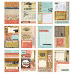 BasicGrey - Lucille Collection - Journaling Cards - Snippets