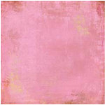 BasicGrey - Lemonade Collection - 12 x 12 Paper - Pink Fizz