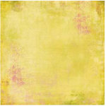 BasicGrey - Lemonade Collection - 12 x 12 Paper - Sunshine
