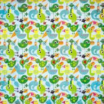 BasicGrey - Lime Rickey Collection - 12x12 Paper - Howdy Doody