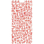 BasicGrey - Life of the Party Collection - Mini Monogram Stickers