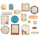 BasicGrey - Life of the Party Collection - Die Cut Cardstock Pieces