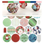BasicGrey - Nordic Holiday Collection - Christmas - Ornament Kit